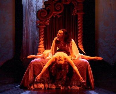 NBT's 'Dracula', Ch. David Nixon, 2009.