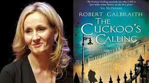 Cuckoo's Calling JK Rowling