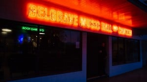 Belgrave Music Hall Opening Party