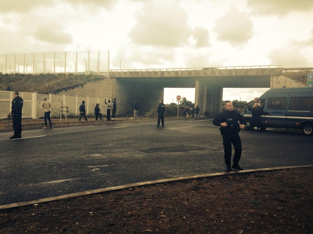 Voices from Calais