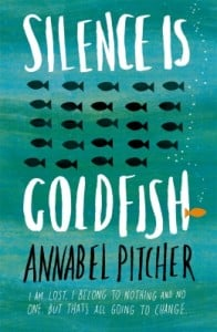 Silence is Goldfish, published on October 1st