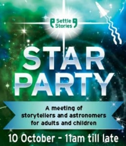 Settle Stories Star Party