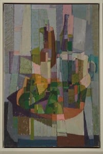 Maurice de Sausmarez: Faceted Still Life, 1961/2