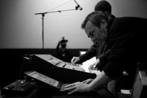 Zbigniew Karkowski (1958-2013) (Fot. Archiwum)