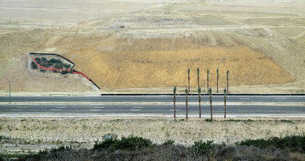 San Diego-Olympic Parkway n¡1- 2002 122 x 228 cm - Ilfoflex - 5ex 65 x 123 cm - Ilfoflex - 5 ex.