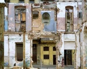 La Havane - Amistad n¡ 1 - 2005 160 x 200 cm plus marges blanches - C-Print - 3 ex. 125 x 155,5 cm - C-print -5 ex. - sans marges