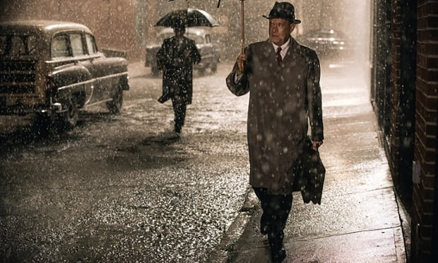Tom Hanks in 'Bridge of Spies'. Pic courtesy of Touchstone Pictures.