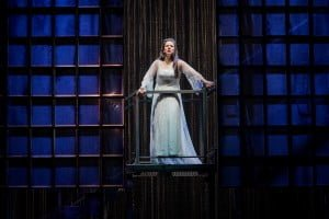 Annemarie Kremer as Maddalena de Coigny. Photo Credit: Robert Workman.