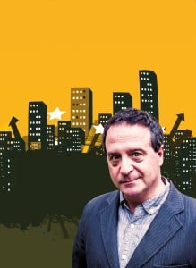 Mark Thomas poster image (2)