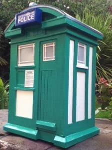 Surrey Street Police Box