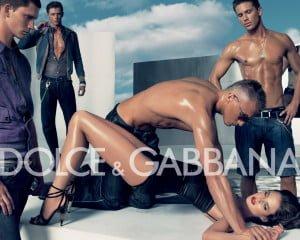 Shannan Dolce Gabbana SS2007 Steven Klein
