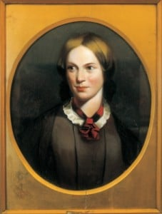 Charlotte Brontë by JH Thompson Courtesy of the Brontë Society