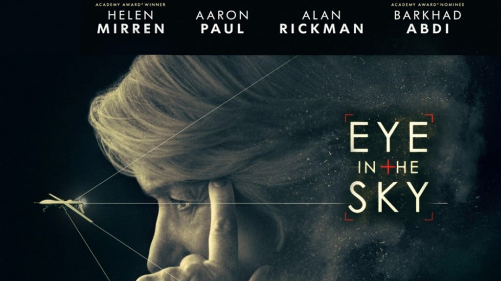Featured: Anticipating Eye in the Sky and remembering Alan Rickman