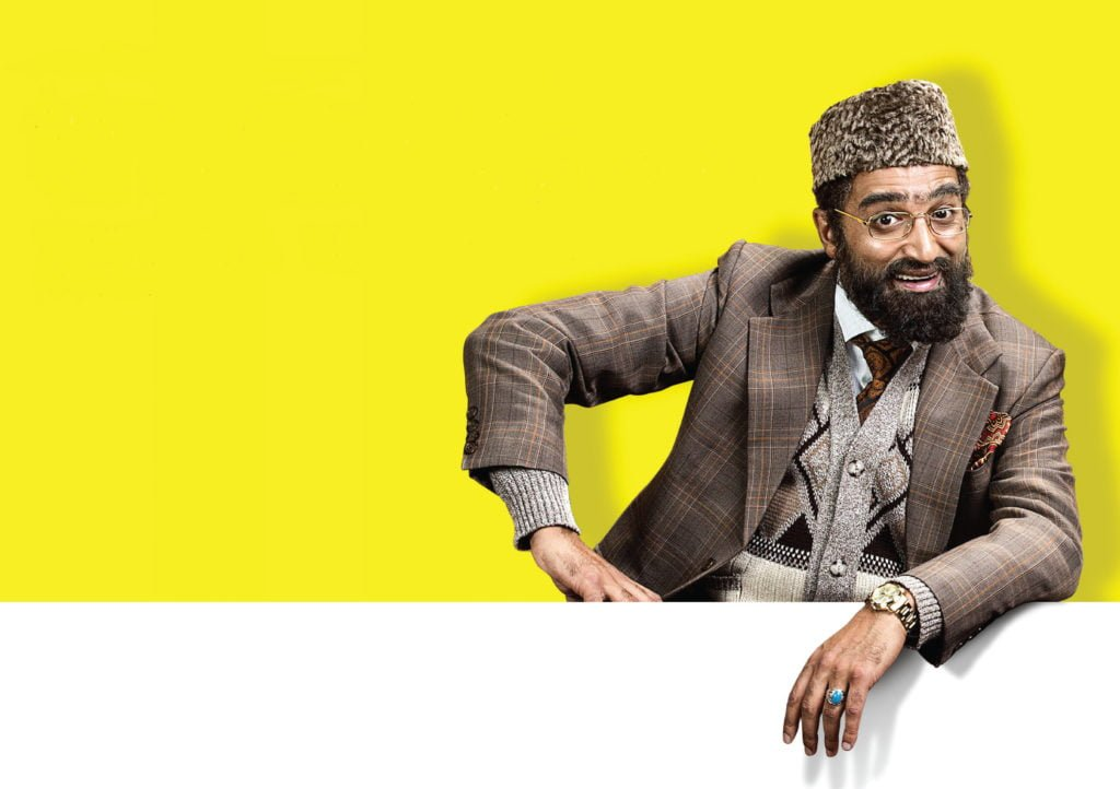 Citizen Khan at Leeds Grand Theatre