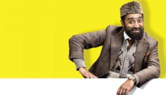 Citizen Khan at Leeds Grand Theatre