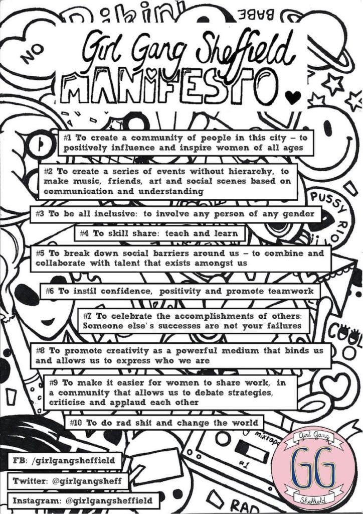GG Manifesto