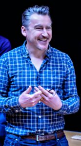 James Brining, director of Into the Woods at West Yorkshire Playhouse