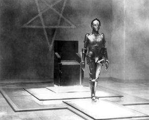 Metropolis Production Still