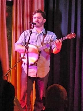 Cahalen Morrison. Photo: Mike Farren