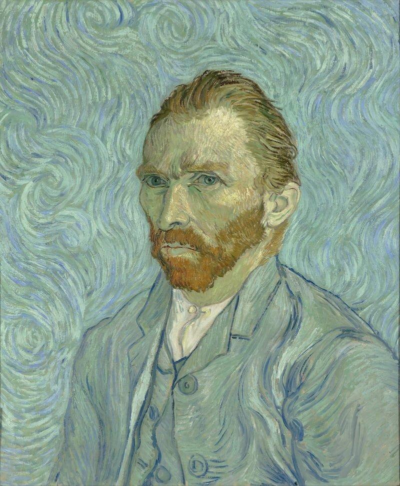 Vincent Van Gogh, 'Self Portrait', 1889