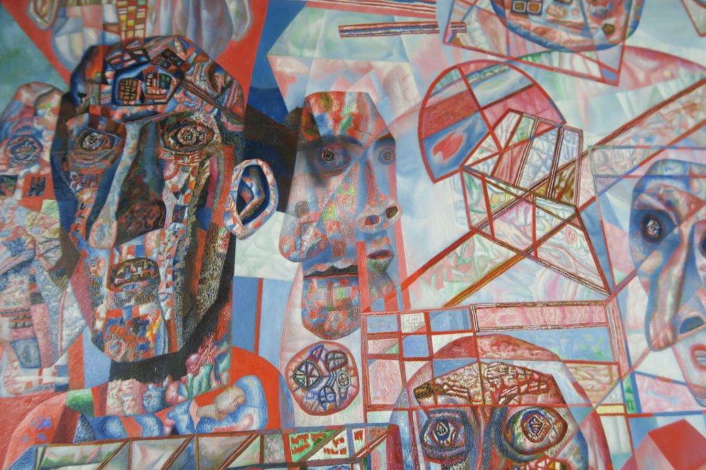 REVOLUTION Filonov. Heads (Human In the world). Photo © www.foxtrotfilms.com