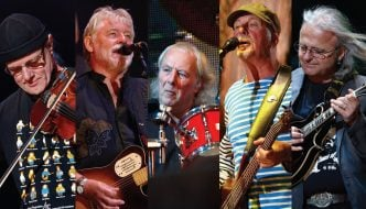 Fairport Convention at City Varieties
