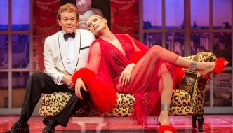 John Partridge & Adrian Zmed production image for La Cage Aux Folles at Leeds Grand Theatre 1_LR