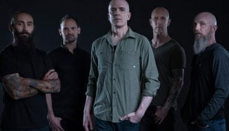 Devin Townsend Project, March 12th, Colston Hall, Bristol
