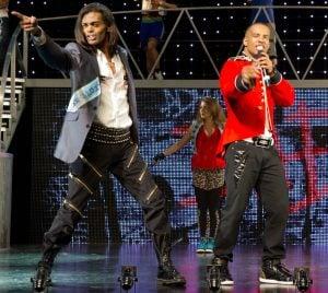 Thriller Live Britt Quentin 2