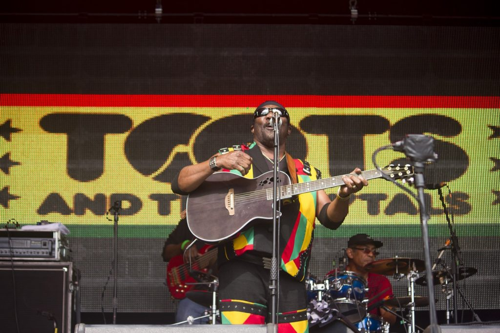 Toots and the Maytals at Tramlines 2017. Credit: Martin Alcock