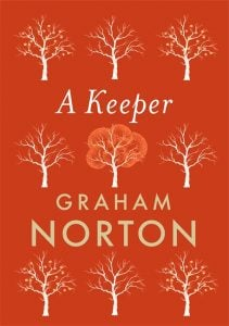 Image of book cover for 'A Keeper' by Graham Norton